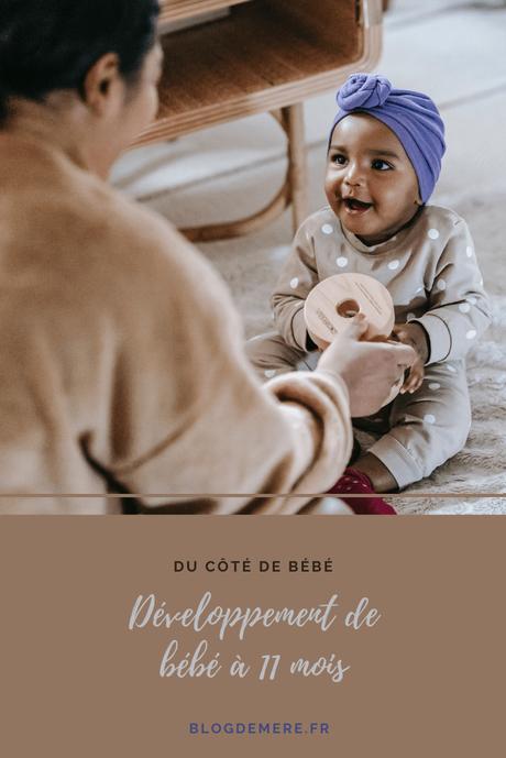 Point bébé – Bébéloute à 11 mois !