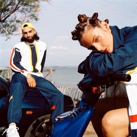 Lacoste dévoile sa collaboration avec Bleu Mode