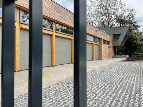 ÁRTER ARCHITECTS : Pavillon des jardiniers et gardiens de parcs, Saint-Josse-ten-Noode