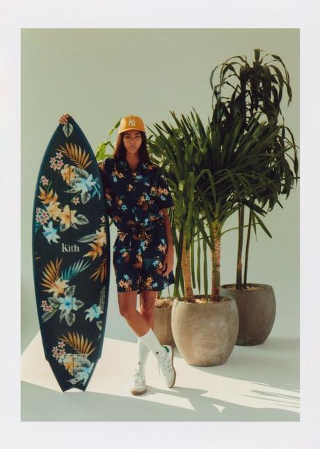 Kith partage l'ensemble de son Lookbook Summer 2021