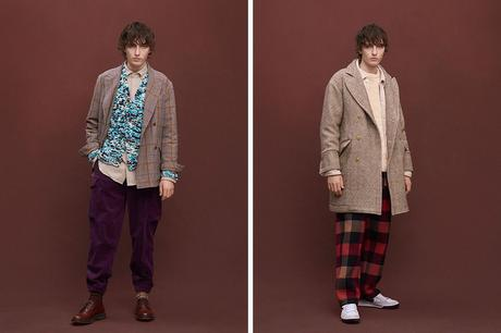 TS(S) – F/W 2021 COLLECTION LOOKBOOK