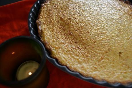 recette du jour: Tarte potiron et jambon  au thermomix de Vorwerk