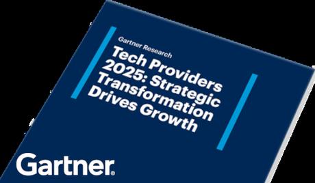 Gartner – Tech Providers 2025