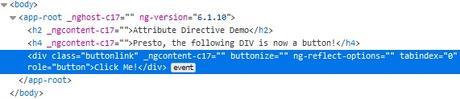 Angular-Browser-Inspector-Element