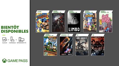 Game Pass – Les nouveaux jeux de juillet 2021 connus!