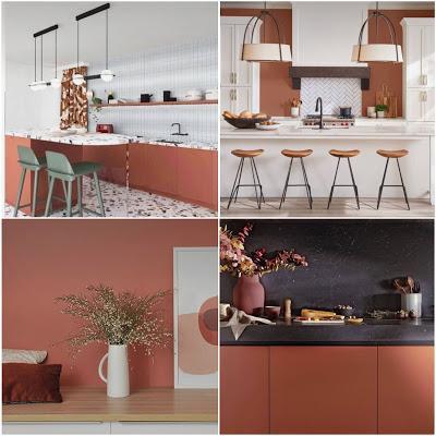 Osez la couleur dans la cuisine : quel coloris choisir?