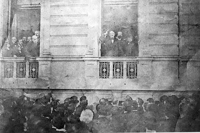 La Nación fête le bicentenaire de son fondateur, le président Mitre [Actu]