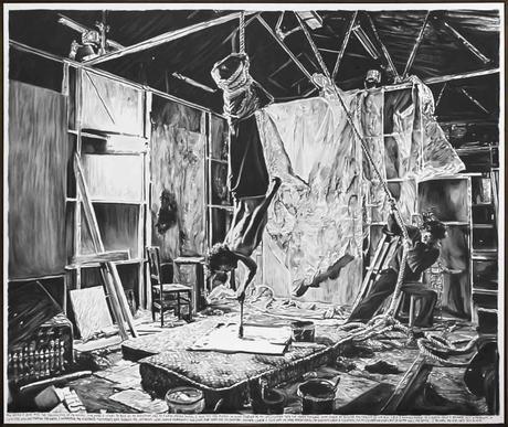 Exposition Rinus Van de Velde, Frac Pays de Loire