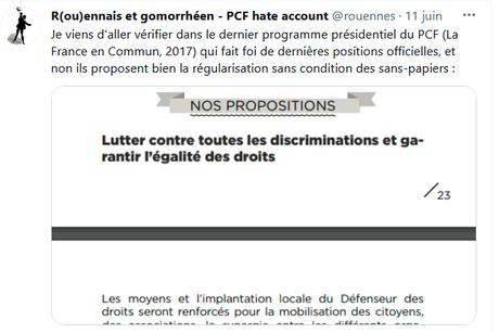 Avec Fabien Roussel, le paquebot du PCF prend un cap nationaliste et réactionnaire