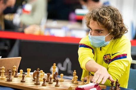 Échecs : Marc'Andria Maurizzi, grand maître international à seulement 14 ans