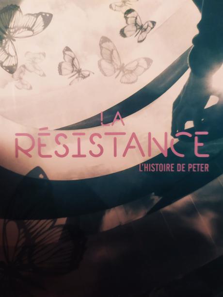 La résistance – L'histoire de Peter de Gemma Malley