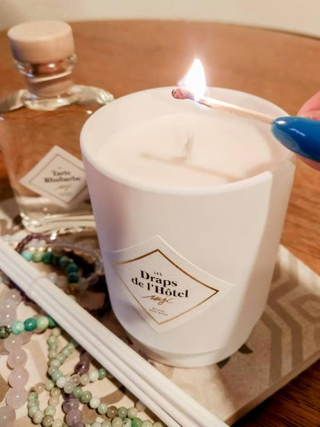 Mes jolies bougies