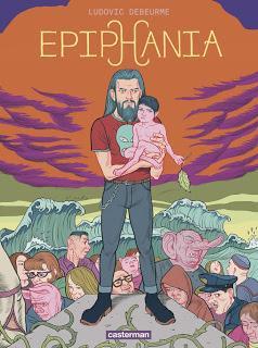 Epiphania par Ludovic Debeurme: une flambée royale.