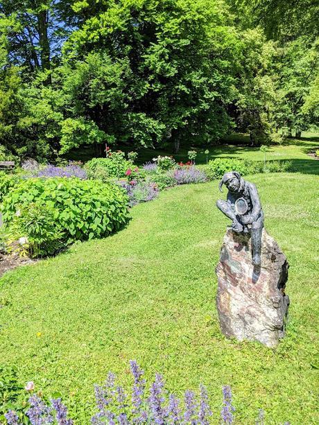 Villa Strauss in Garmisch / La villa Strauss (1) — Außenansichten / Vues extérieures et jardin — 12 Bilder /12 photos