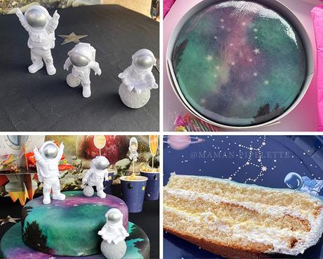 Anniversaire : thème espace et Astronaute!