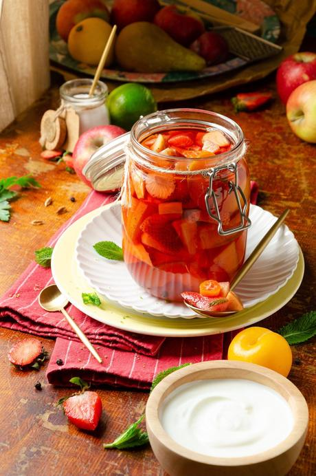 manger fruit original dessert croquant équilibre