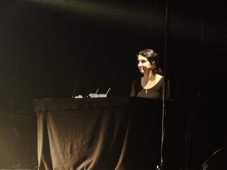 Acid Arab « Climats », un concert illustré avec Raphaelle Macaron à Bonjour Minuit, Saint-Brieuc, le 26 juin 2021