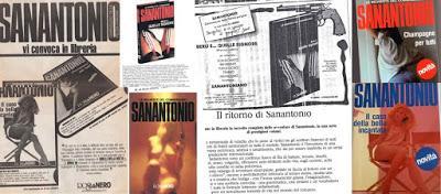 Les aventures de San-Antonio en Italie