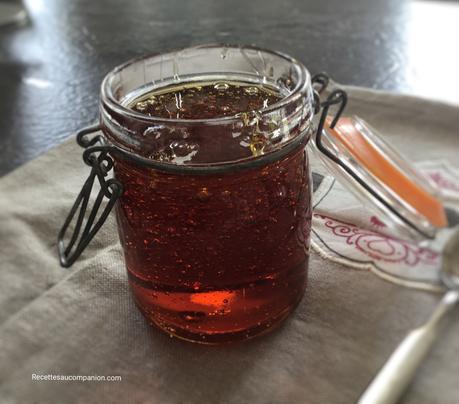 Caramel liquide fait maison facile et inratable