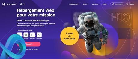 Hostinger : un hébergeur web avec un excellent rapport qualité/prix