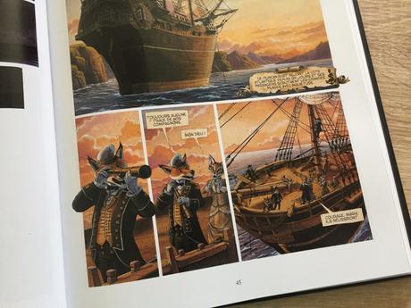 Les enfants du Capitaine Grant – Jules Verne et Alexis Nesme