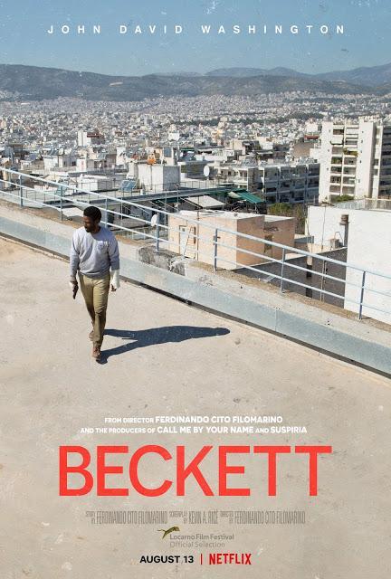 Bande annonce VOST pour Beckett de Ferdinando Cito Filomarino