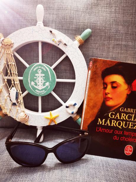 Les Classiques de Priscilla – L'Amour au temps du choléra de Gabriel Garcia Marquez