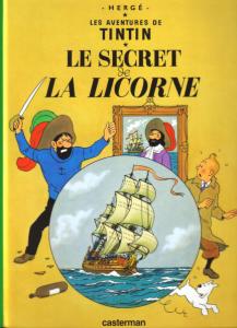 Le secret de la Licorne • Hergé