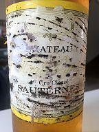 WE 20 ans : Sauternes, Clos Haut Peyraguey 01, Gigondas Guigal, Vosne Romanée Guyon 06