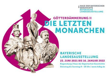 Ausstellung Götterdämmerung II - Die letzten Monarchen / Exposition Les derniers monarques — Bilder einer Kaiserin / L'impératrice Elisabeth d'Autriche