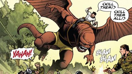 The Marvels #3 dans lequel on croise l'autre Doctor Strange