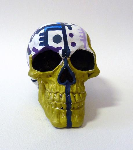 Custom de Skulls