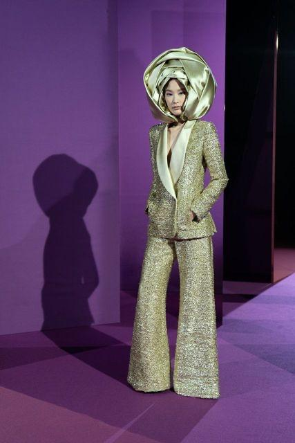 Haute Couture AH 2021 : Alexis Mabille