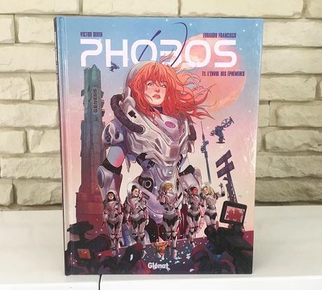 Phobos tome 1 – Victor Dixen et Eduardo Francisco