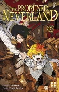 Kaiu Shirai & Posuka Demizu / The Promised Neverland, tome 16