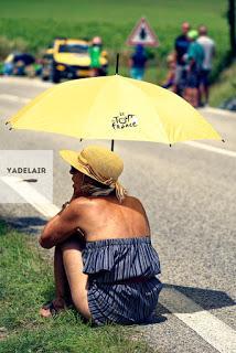 Tour de France à St Just et Vacquières