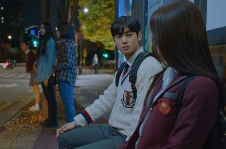 TRUE BEAUTY : Lee Su-Ho's Wool Cable-knitted Sweater in S1E05