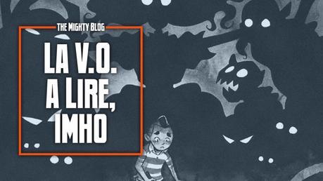 La V.O. à lire, imho - les comics du 14/07/2021