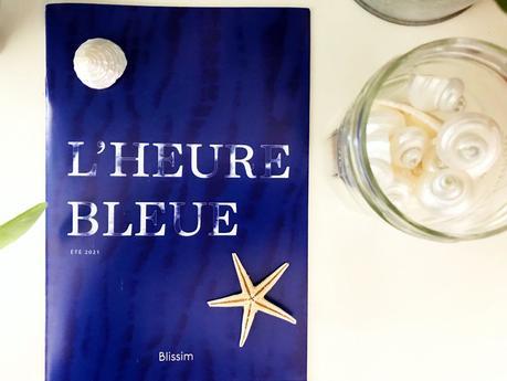 Le récap' de la box Blissim Heure bleue