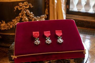 Promotion de la Légion d'honneur en France