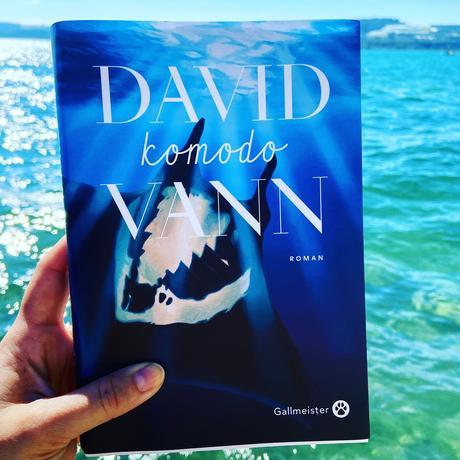J'ai lu: Komodo de David Vann