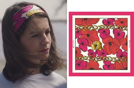 ICI TOUT COMMENCE : le foulard d'Élodie dans l'épisode 185