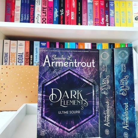 Ultime soupir | Jennifer L. Armentrout (The Dark Elements #3)