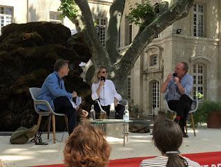 Avignon le 16 juillet à Théâtre actuel, l'Artéphile, au Cloître Saint-Louis, au 11, au Roi René et à La Luna