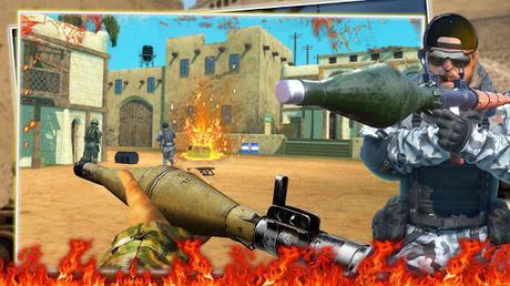 Télécharger Offline Army Commando Sniper 2021 Nouveaux jeux  APK MOD (Astuce) 2