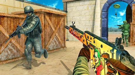 Télécharger Offline Army Commando Sniper 2021 Nouveaux jeux  APK MOD (Astuce) 5