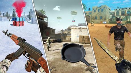 Télécharger Offline Army Commando Sniper 2021 Nouveaux jeux  APK MOD (Astuce) 3