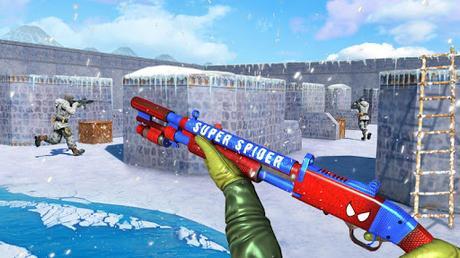 Télécharger Offline Army Commando Sniper 2021 Nouveaux jeux  APK MOD (Astuce) 6