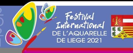 Premier festival d'aquarelle de Liège