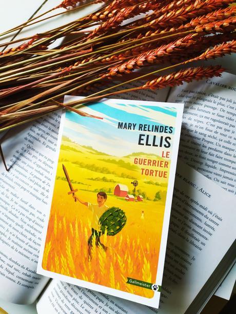 Le guerrier tortue de Mary Rellindes Ellis
